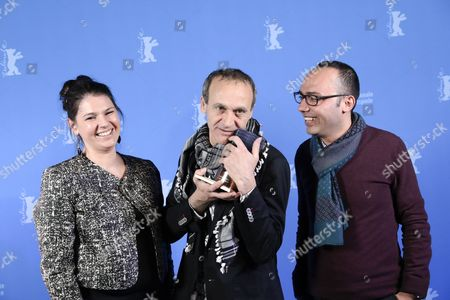 Editorial image of Closing and Awards Ceremony - 67th Berlin Film Festival, Germany - 18 Feb 2017