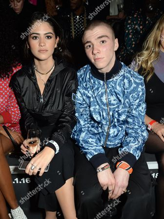 Kim Turnbull and Rocco Ritchie