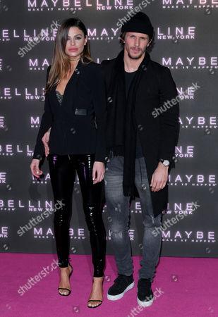 Misse Beqiri and Jake Hall