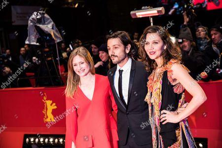 Julia Jentsch, Diego Luna and Maggie Gyllenhaal