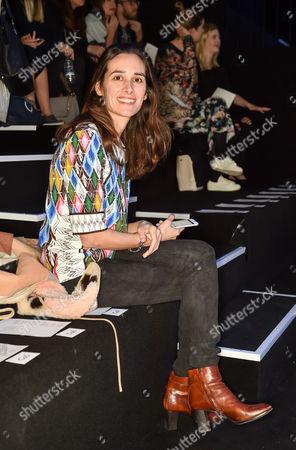 Editorial photo of Anya Hindmarch show, Autumn Winter 2017, London Fashion Week, UK - 19 Feb 2017