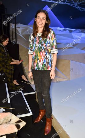 Editorial picture of Anya Hindmarch show, Autumn Winter 2017, London Fashion Week, UK - 19 Feb 2017