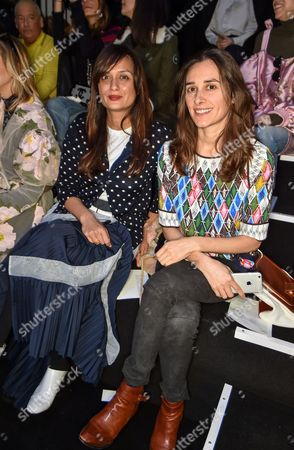 Stock Picture of Roopal Patel and Ambra Medda in the front row