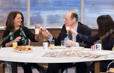 Lucy Porter, Sir Nicholas Soames MP and Liz Kendall MP