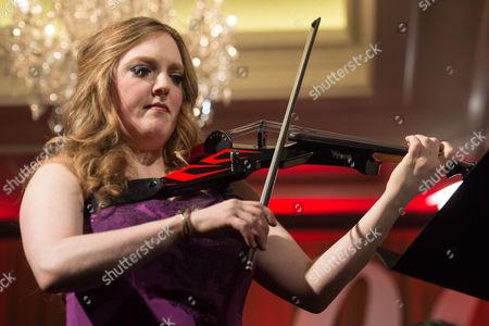 Stock Image of Rachel Barton Pine