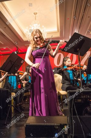 Editorial photo of Chicago Youth Symphony Orchestra Gala and 70th Anniversary Celebration, Chicago, USA - 19 Feb 2017