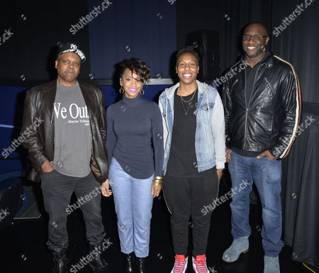 Reggie Rock Bythewood, Anika Noni Rose, Lena Waithe, Roger Bob