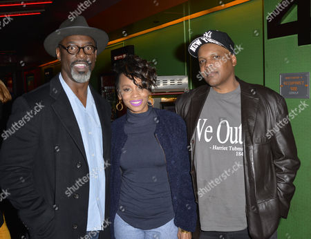Editorial photo of 'The Revolution Will Be Televised' panel, Pan African Film Festival, Los Angeles, USA - 18 Feb 2017