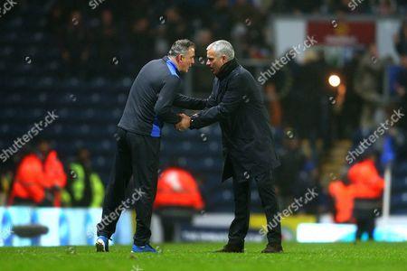 Editorial image of Blackburn Rovers v Manchester United, UK - 19 Feb 2017