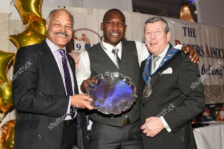 Editorial picture of London Ex-Boxers Awards 2017, Boxing, Grand Connaught Rooms, London, United Kingdom - 19 Feb 2017