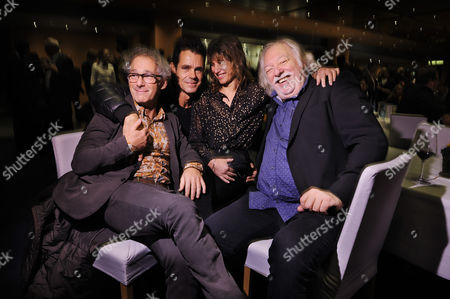 Stock Image of Wolfgang Becker, Tom Tykwer and Marie Steinmann