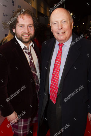 Gary Trainor and Julian Fellowes