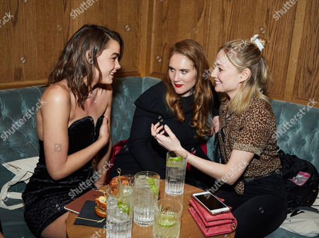 Bambi Northwood-Blyth, Sophie Edelstein, Clara Paget