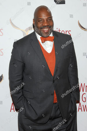 Editorial picture of Writers Guild Awards, Arrivals, The Edison Ballroom, New York, USA - 19 Feb 2017