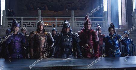 Xuan Huang, Eddie Peng, Hanyu Zhang Kenny Lin, Jing Tian