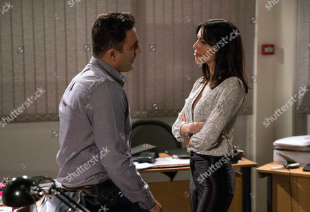Editorial image of 'Emmerdale' TV Series - Feb 2017