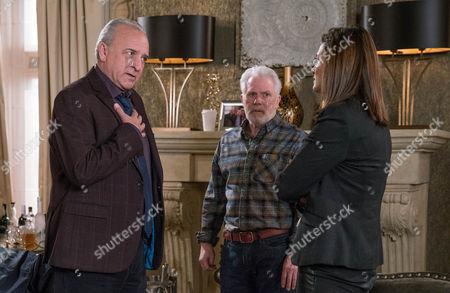 Editorial photo of 'Emmerdale' TV Series - Feb 2017