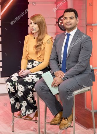 Editorial image of 'Good Morning Britain' TV show, London, UK - 20 Feb 2017