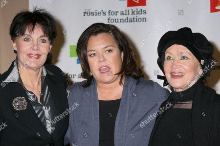 Linda Dano, Rosie O'Donnell, Chita Rivera