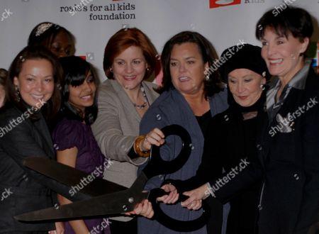 Christine Quinn, Rosie O'Donnell, Chita Rivera, Linda Dano|