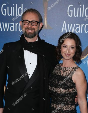 Editorial picture of Writers Guild Awards, Arrivals, Los Angeles, USA - 19 Feb 2017