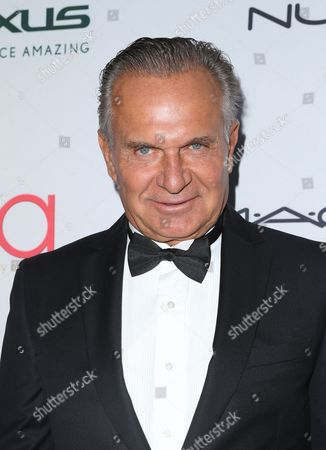 Editorial image of Hollywood Beauty Awards, Arrivals, Los Angeles, USA - 19 Feb 2017