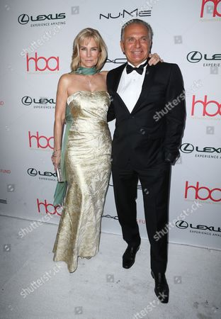 Editorial picture of Hollywood Beauty Awards, Arrivals, Los Angeles, USA - 19 Feb 2017