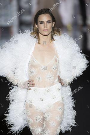 Editorial photo of Duyos show, Runway, Mercedez Benz Fashion Week, Madrid, Spain - 20 Feb 2017