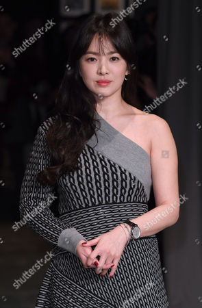 Stock Picture of Song Hye Kyo