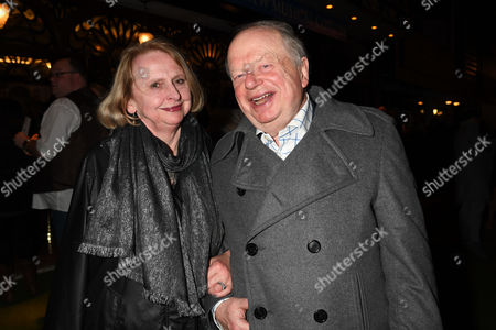 John Sergeant with his wife Mary Smithies