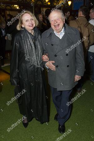 Mary Smithies and John Sergeant