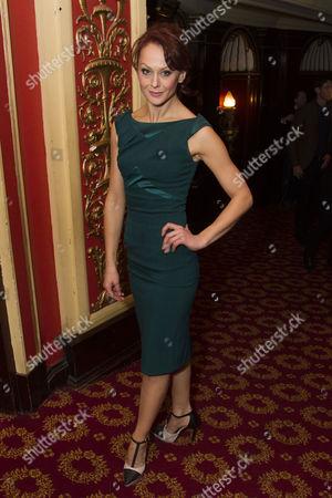 Jenny Gayner (Miss Wilson)