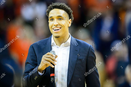 Editorial picture of Miami Hurricanes v Virginia Cavaliers, NCAA basketball game, Charlottesville, USA - 20 Feb 2017