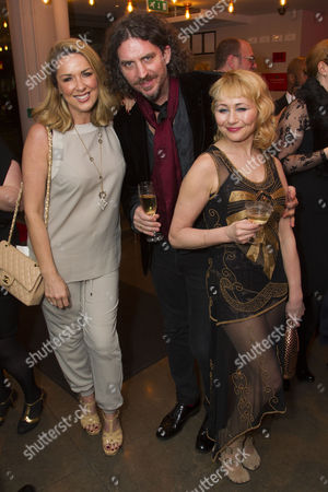 Editorial photo of 'The Wild Party' musical, Press Night, London, UK - 20 Feb 2017