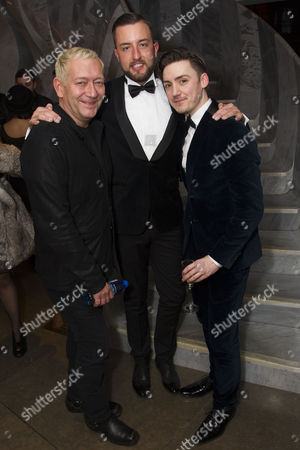 Michael John LaChiusa (Author/Music/Lyrics), Paul Taylor-Mills (Artistic Director) and Drew McOnie (Director/Choreographer)