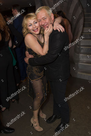 Editorial image of 'The Wild Party' musical, Press Night, London, UK - 20 Feb 2017