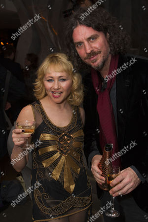 Stock Image of Frances Ruffelle (Queenie) and Murray Lachlan Young