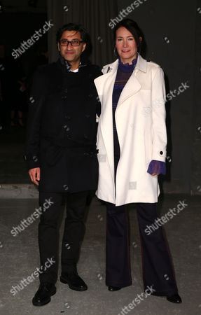 Asif Kapadia and Victoria Harwood