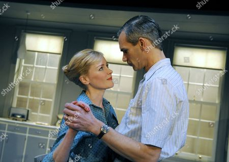 Editorial image of 'Mrs Affleck' Play at the Cottesloe Theatre, London, Britain - 26 Jan 2009