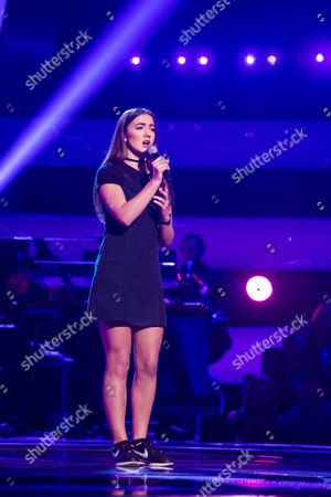 'The Voice UK' (Ep7) - Kelly Irwin performs All I Could Do Is Cry by Etta James.