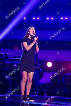 Editorial photo of 'The Voice' TV Series - 18 Feb 2017