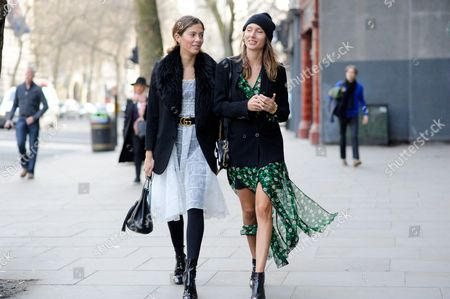 Sisters Quentin and Jemima Jones
