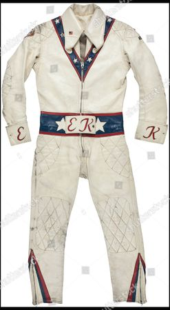 Evel Knievel's jumpsuit