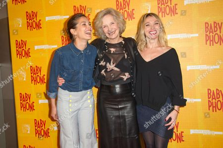 Barbara Schulz, Marie Christine Adam, Anne Marivin