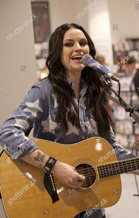 Stock Photo of Amy McDonald