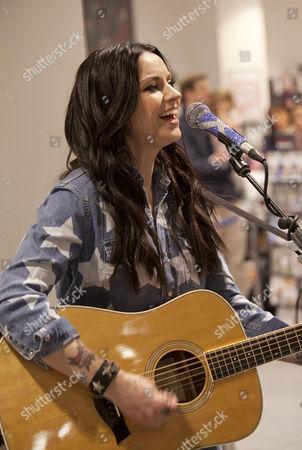 Stock Image of Amy McDonald