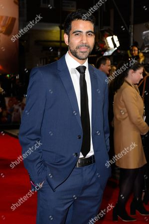 Editorial picture of 'Viceroy's House' film premiere, London, UK - 21 Feb 2017