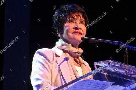 Stock Photo of Chita Rivera