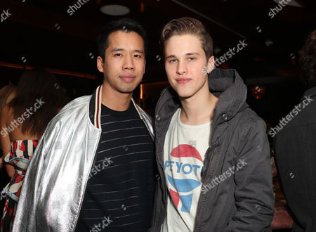 Jared Eng and Ryan Beatty