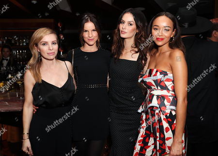 Joey Tierney, Fuschia Sumner, Nicole Trunfio and Ashley Madekwe
